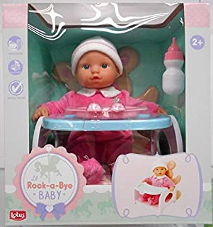 Lotes Doll 14,36Cm Soft-Bodied Baby