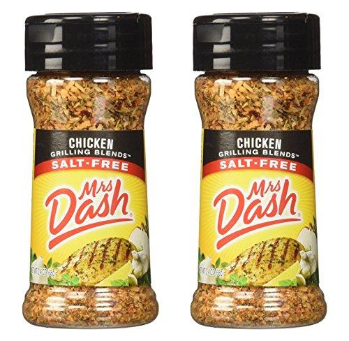 Mrs. Dash Chicken Grilling Blends - 2.4 oz - Pack of 2