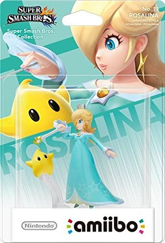 Rosalina & Luma amiibo - Europe/Australia Import (Super Smash Bros Series)