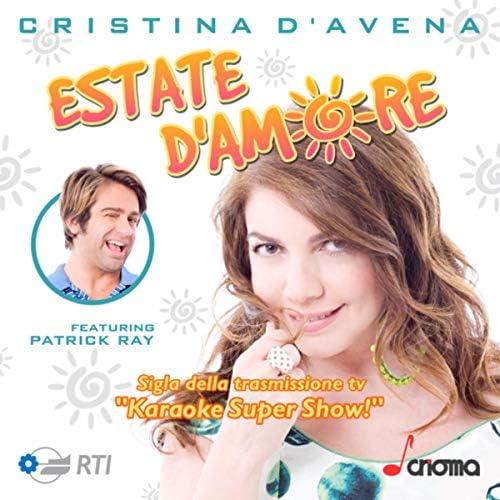 Cristina D'avena & Patrick Ray