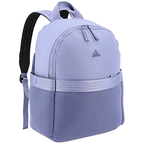 adidas Women's VFA 3 Sport Backpack, Orbit Violet Purple, One Size