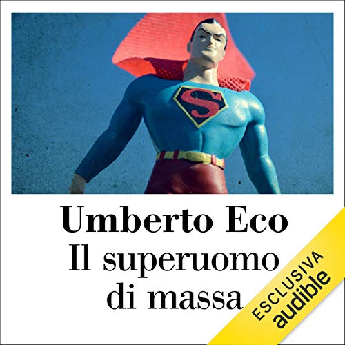 Il superuomo di massa cover art