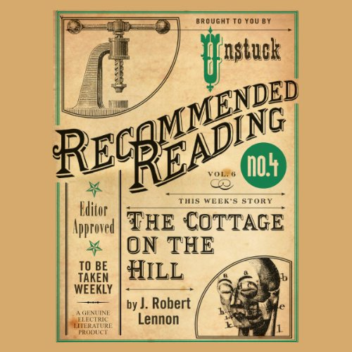The Cottage on the Hill                   By:                                                                                                                                 J. Robert Lennon,                                                                                        Matt Williamson (foreword)                               Narrated by:                                                                                                                                 Matthew Josdal                      Length: 39 mins     Not rated yet     Overall 0.0