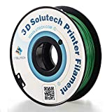 Dimensional accuracy: diameter variance of non more than 30 microns for consistent feeding and better 3D prints 3D Solutech PLA Filamet is compatible with nearly all 3D printers, including RepRap derivatives and those from MakerBot, Ultimaker, Bits f...