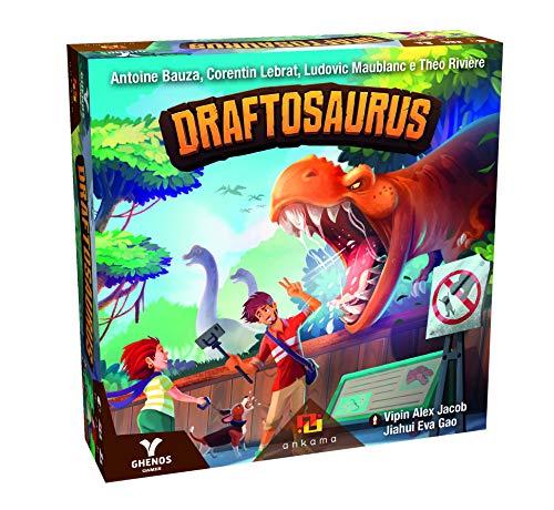 Ghenos Games- Draftosaurus (GHE124)