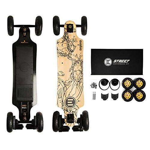 Evolve Skateboards Bamboo GT