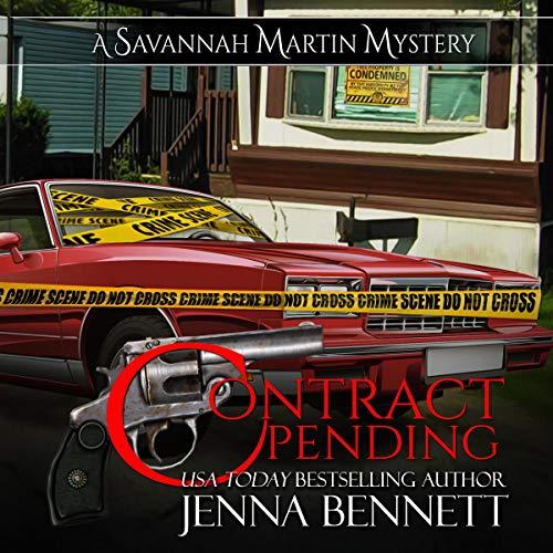 Contract Pending (A Savannah Martin Novel) cover art