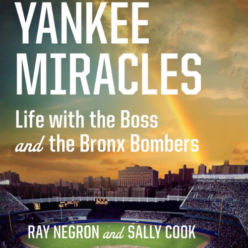 Yankee Miracles audiobook cover art