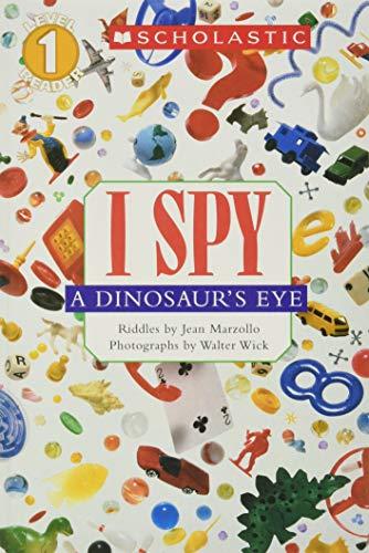 I Spy a Dinosaur's Eyeの詳細を見る