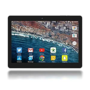 Google Certified 10 Inch Android 10 OS Tablet by Azpen IPS 1280 x 800 HD Display 2GB RAM 32GB Storage Dual Camera Quad…