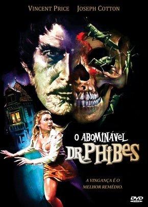 Dr. Phibes - A Câmera de Horrores do Abominável