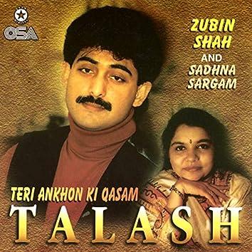 Talash - Teri Ankhon Ki Qasam