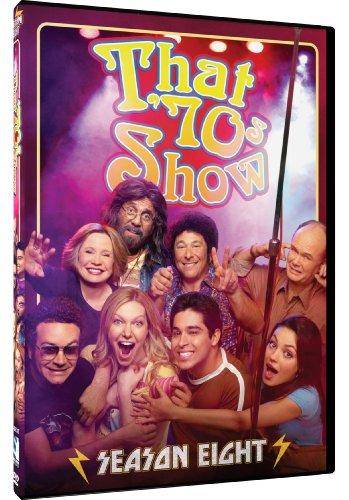 That 70s Show: Season 8 [Reino Unido] [DVD]