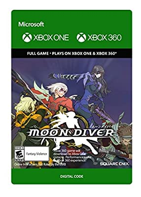 Moon Diver - Xbox 360 [Digital Code] from Square Enix Limited
