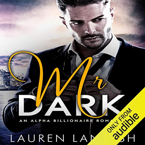 Mr. Dark audiobook cover art