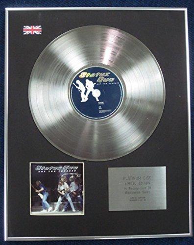 Status Quo – Edition Limitée – CD Platine disque – Got Vous couvert