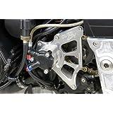 オーヴァーレーシング(OVER RACING) スプロケットカバー アルミ削り出し シルバーアルマイト GPZ900R NINJA[ニンジャ] 57-78-11