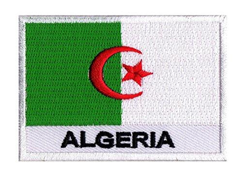 Patch Flagge Algerien