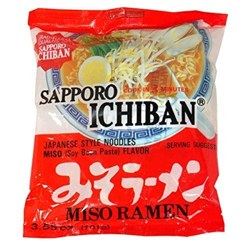 Best sapporo ichiban ramen miso soup for 2021