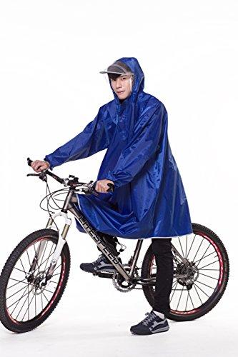 レインポンチョ 自転車 雨具 レインコート