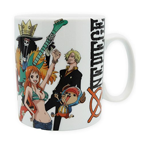 ABYstyle - ONE PIECE - Taza - 460 ml - New World