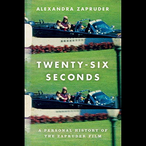 Twenty-Six Seconds audiobook cover art