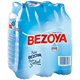 Bezoya – Agua Mineral Natural – Pack de 6 x 1'5 L