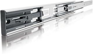 550mm Full Extension H45mm 25kg Soft Close self Close Drawer Runners Slides