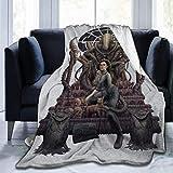 Alien Alternative End Ripley - Manta de franela de forro polar con cadena,...