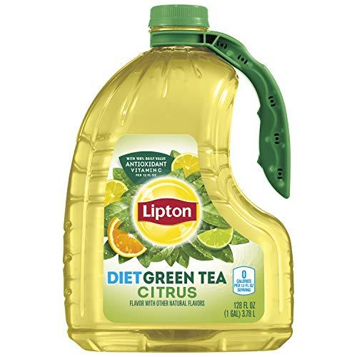 Lipton Diet Iced Green Tea Citrus, 1 gal