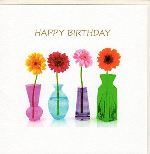 GOODmanCARDS Glückwunschkarte zum Geburtstag