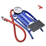 SUPER TOY Portable Air Inflator Pump for Car and Bike Tyres