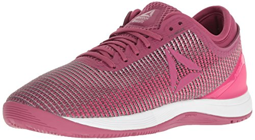 Reebok Crossfit Nano 8.0 - Tessuto Flessibile da Donna Crossfit Nano 8.0, Viola (Twisted Berry Twisted Pink), 35 EU