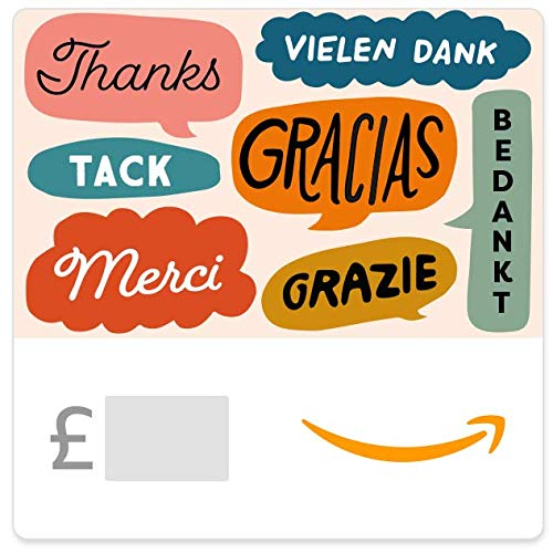 Thank You (Multi) - Amazon.co.uk eGift Voucher