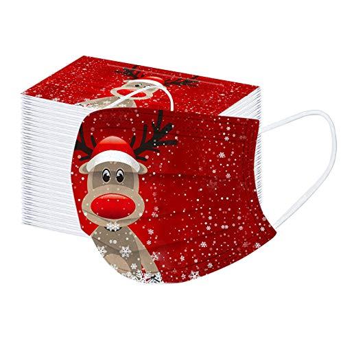 Love Letters Couverture De Visage D Impression De Noël Adulte, Visage Foulard Ne peut être utilisé qu une seule fois De Visage De Boucle D Oreille, Visage Foulard De Visage De Haute Qualité