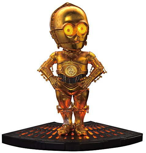 Egg Attack Star Wars Episode 5 / Strikes Back C-3PO a height of about 22 cm Resin painted figure of empire image