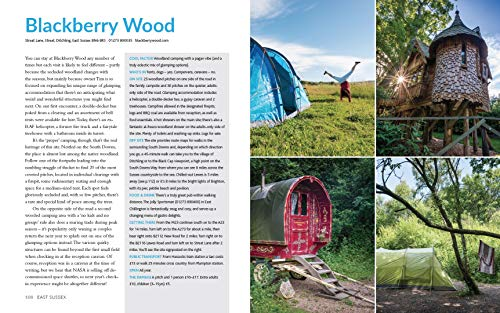 Cool Camping Britain: A hand-picked selection of exceptional campsites