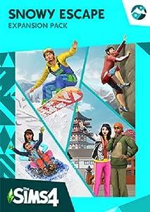 The Sims 4 Snowy Escape (EP10) | PC/Mac Code - Origin