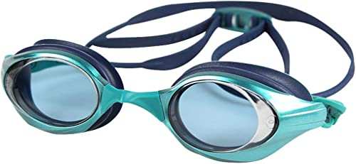 WYJW Lunettes de natation Lunettes de prougeection anti-buée Professional HD Lunettes de compétition d'athlétisme pour adulte (couleur  gris)