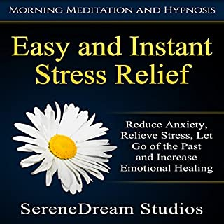 Easy and Instant Stress Relief cover art