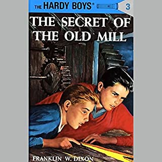 The Secret of the Old Mill cover art