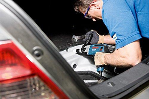 Bosch Profesional - Taladro de impacto GSB 19-2 RE con 2 velocidades y giro reversible (maletín, potencia: 850 W, diámetro máx de perforación en acero: 13 mm)