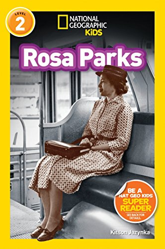 National Geographic Readers: Rosa Parks (Readers Bios)