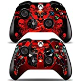 Vanknight Xbox 1 Remote Controller Vinyl Decal Skin Stickers Cover for Xbox One Remote 2 Controllers Skin Deadpool