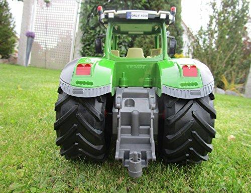 RC Auto kaufen Traktor Bild 4: RC Traktor Fendt 1050 Vario mit Anhänger-Stalldungstreuer 1:16