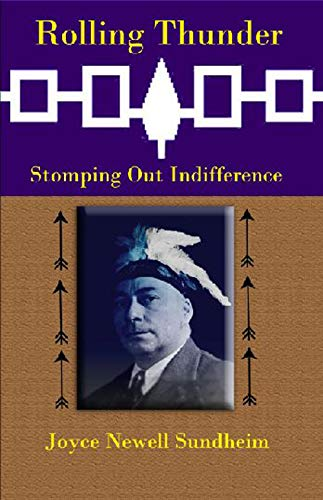 Couverture du livre Rolling Thunder: Stomping Out Indifference (English Edition)