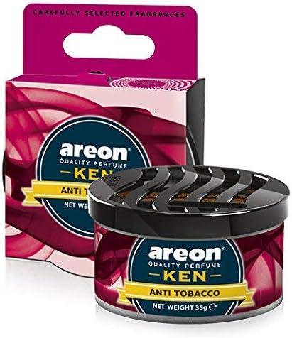 57 opinioni per Areon Ken Deodorante Auto Anti Tabacco Antifumo Ambiente Profumatore Contenitore