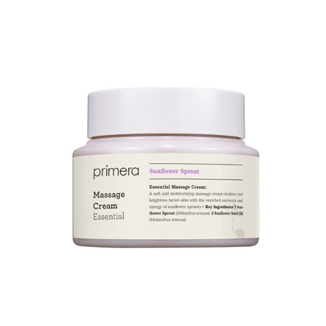 ギャラントリー苗生命体(プリメーラ) PRIMERA エッセンシャルマッサージ クリーム Essential Massage Cream (韓国直発送) oopspanda