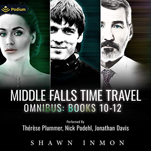 Middle Falls Time Travel Omnibus 4 cover art