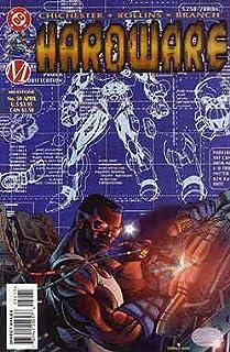 Hardware #50 VF ; DC/Milestone comic book